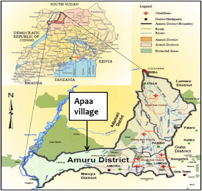 The Green Land Grab In Apaa Village Of Amuru District